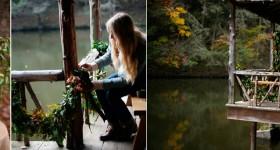 Amy Merrick, an artisan in floral beauty