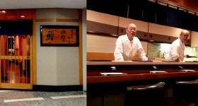 Next stop: Sukiyabashi Jiro Honten