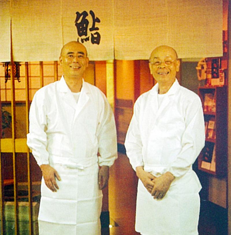 ERIC-VOKEL-Sukiyabashi-Jiro-Honten-Mr-Jiro