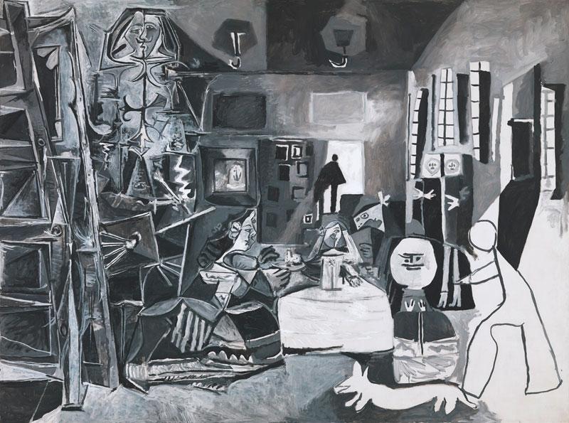 Museu-Picasso-Meninas-bn