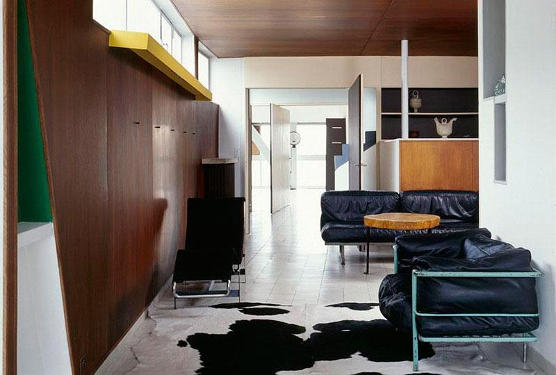 Le-Corbusier-Interior