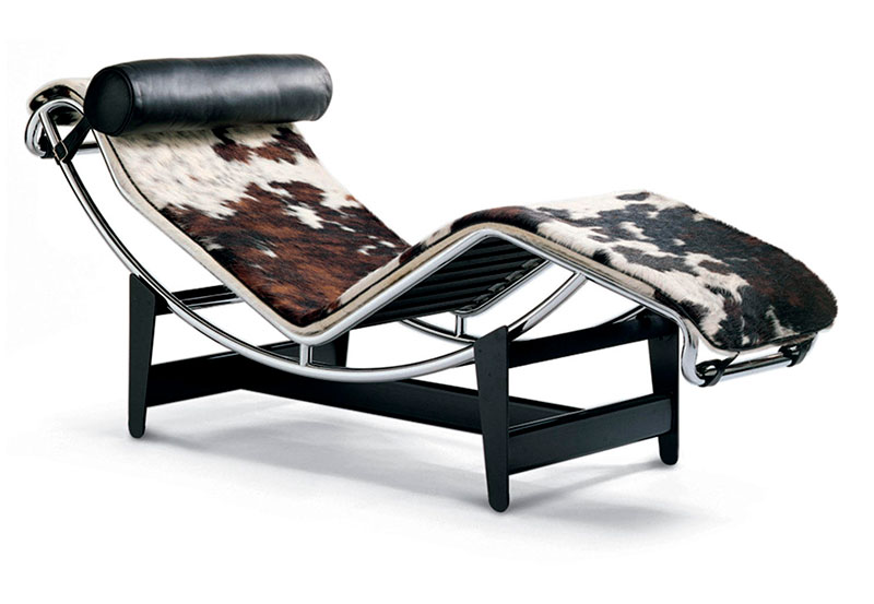 Chaise Longue Cavallino Of Le Corbusier The Universal Grand Master Eric V Kel