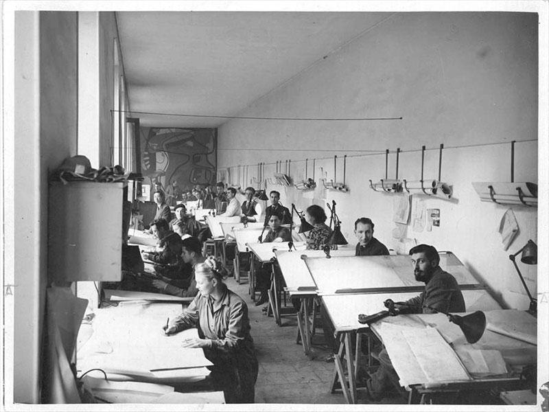 Le-Corbusier-estudio