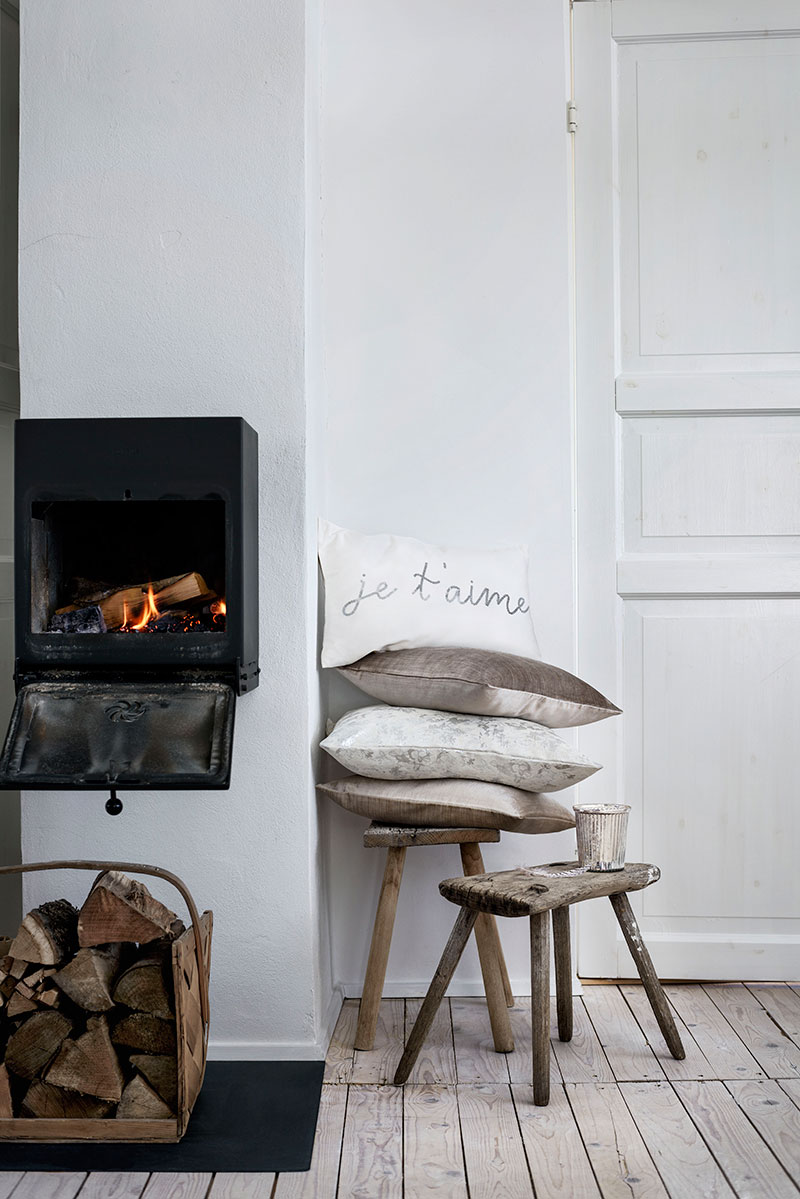 Christmas and h m home two collections that invite to for Home by m