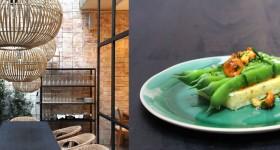 Restaurante Céleri, Xavier Pellicer's new personal project