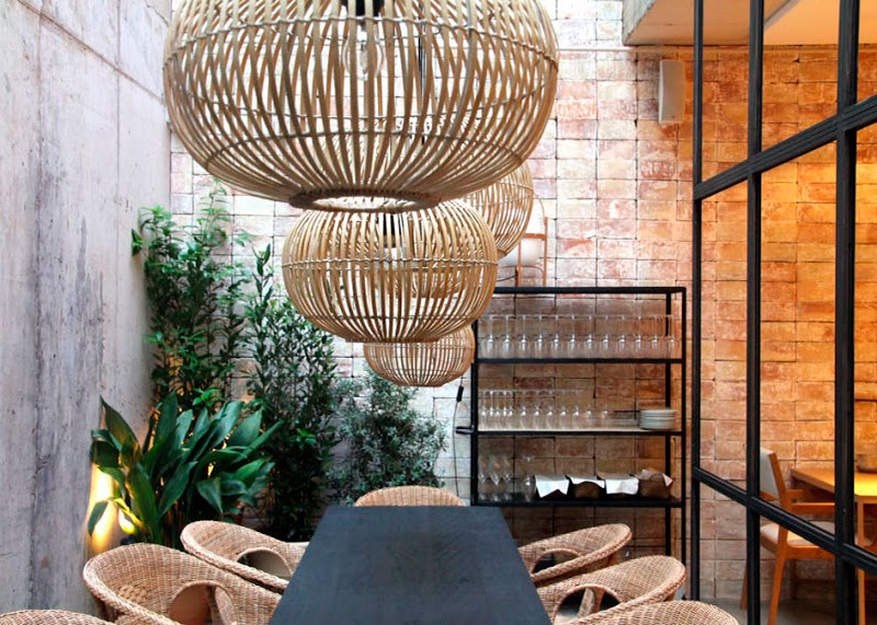 Restaurante Céleri, Xavier Pellicer\'s new personal project | Eric Vökel