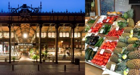 The San Miguel Market, gastronomic abundance paired with history