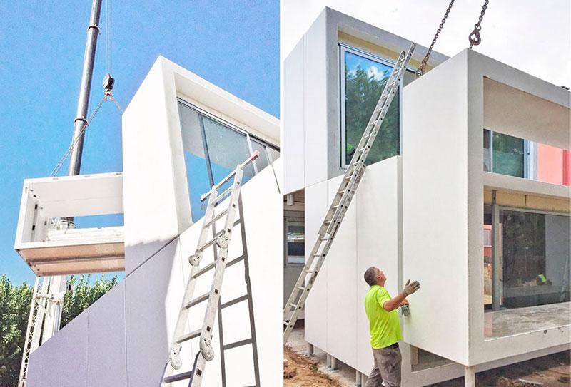 Tabiques moviles para viviendas elegant mamparas divisorias en oficinas de valencia with - Tabiques moviles vivienda ...