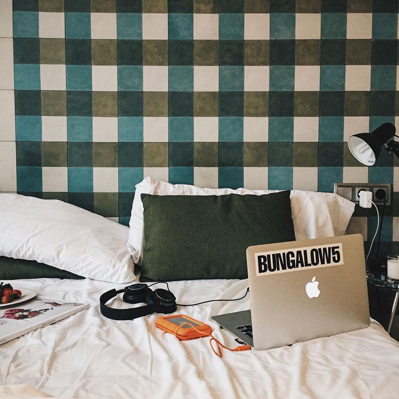 Blog-Trip-Eric-Vökel-Bungalow5-Barcelona-Room