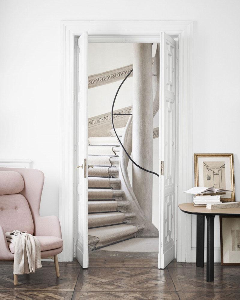 Jaime-Hayón-Fritz-Hansen-stairs