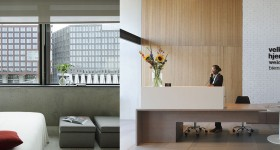 Eric Vökel Amsterdam Suites, designer apartments in Amsterdam