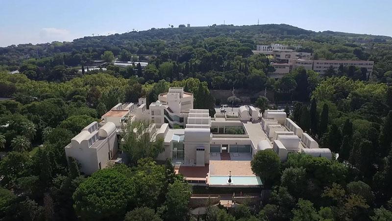 Fundació-Joan-Miró-Arquitectura-Exterior