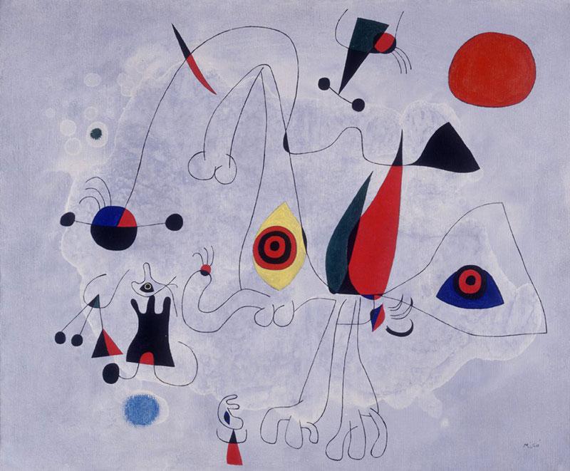Fundació-Joan-Miró-Pintura