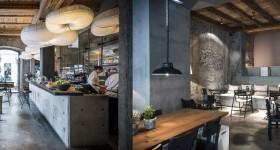 Gats restaurant, a Neighborhood 2.0 Bar in the Heart of El Raval