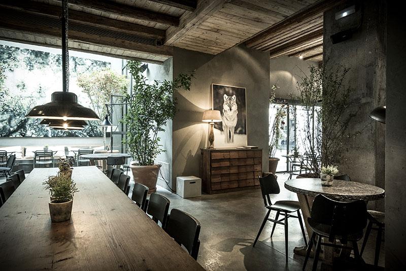 Dónde-comer-en-Barcelona-Restaurante-Gats-sala