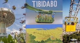 Parque de atracciones Tibidabo: diversión con vistas con más de 100 años de historia