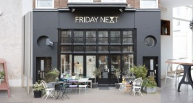 Friday Next: Interior Design, Fashion and Gastronomy in Amsterdam