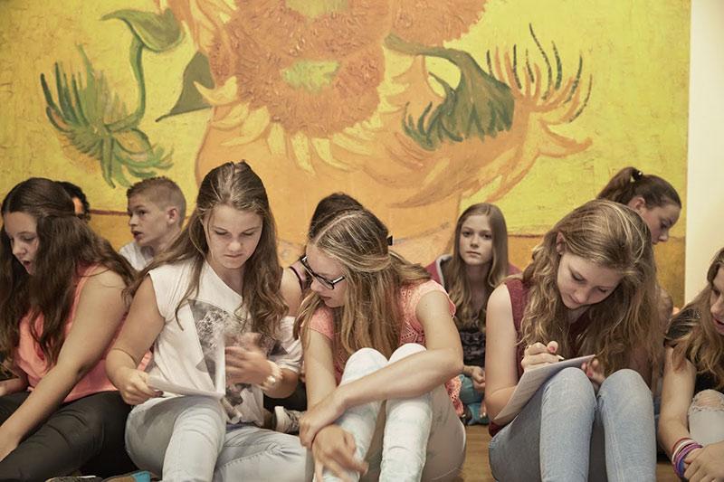 Museo-Van-Gogh-escuela