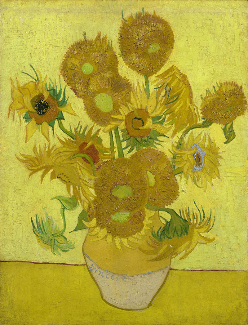 Museo-Van-Gogh-girasoles