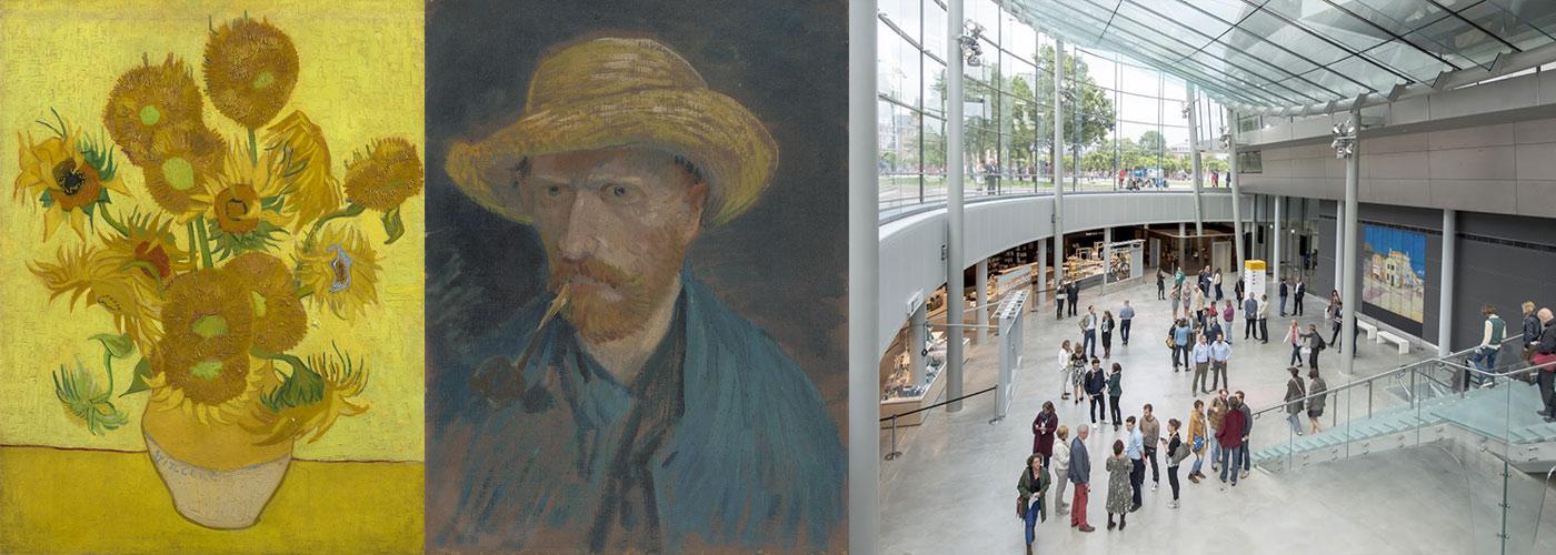 Museo Van Gogh: un paseo por la vida del genial pintor   Eric Vökel