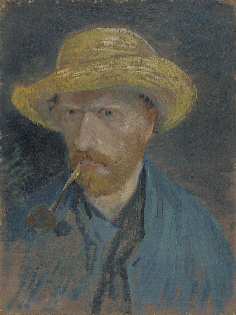 Museo-Van-Gogh-retrato