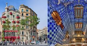 Casa Batlló: joya modernista de Antoni Gaudí