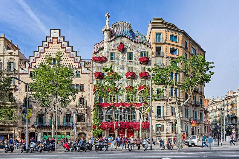 casa batlló antoni gaudí s modernist gem eric vökel