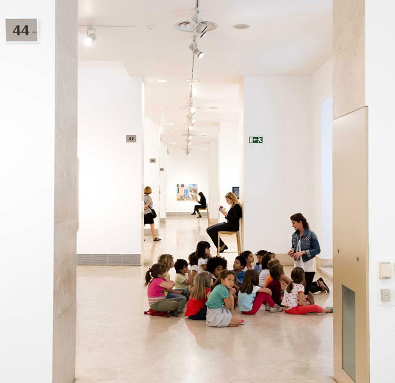 Museo-Thyssen-Bornemisza-visitas-escolares