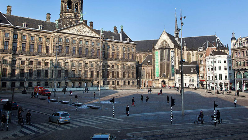 Barrio-Rojo-Plaza-Dam-Visitar-Amsterdam